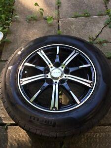Beau Mags RTX et pneus Pirelli pour l'été