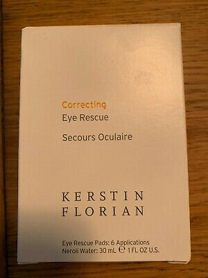 Kerstin Florian New Correcting Eye Rescue - 6 applications, 30ml - FREE P&P