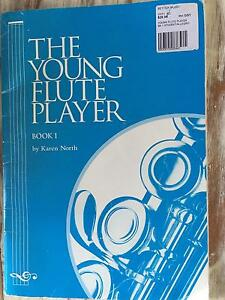 The young flute player book 1 Quinns Rocks Wanneroo Area Preview