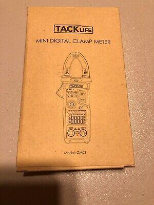Tacklife Cm03 Mini Digital Clamp Meter