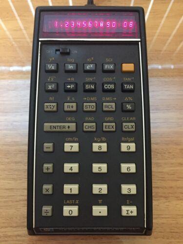 Hewlett Packard HP 45 Calculator