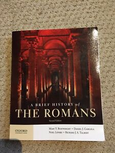 A Brief History of the Romans (2nd Edition)