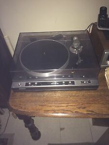 Sony PS-X50 Turntable