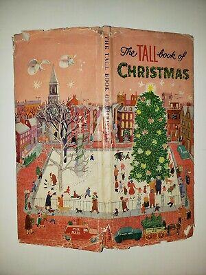 The Tall Book of Christmas:  Dorothy Smith, Gertrude Espenschei. Hardcover 1954 ()