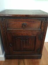 OAK SIDE CUPBOARD WITH DRAWER Brighton Bayside Area Preview