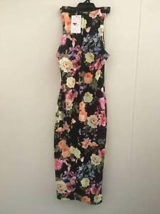 Temt Floral Long Dress Preston Darebin Area Preview