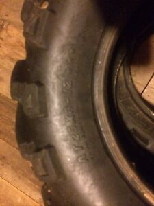 75$ 4 tires they have plugs
