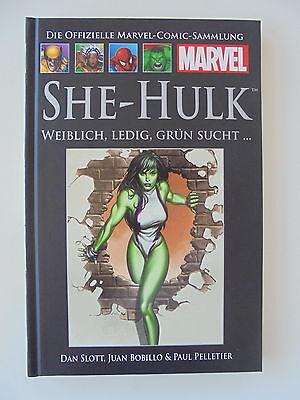 Die Offizielle Marvel Comic Sammlung - Bd. 37 She-Hulk - Weiblich, ledig... Z. 1 ()
