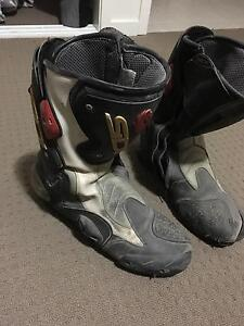 Used SiDi motorcycle boots Bellbird Park Ipswich City Preview