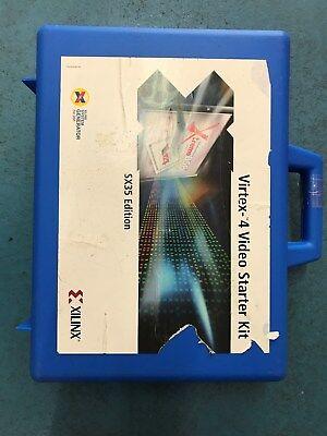 Xilinx Virtex 4 Video Starter Kit Sx35 Edition Ml402