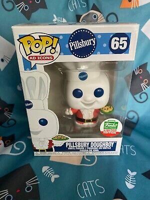 Funko Pop Ad Icons Pillsbury Doughboy #65 Cyber Monday Exclusive