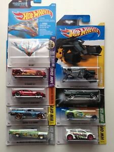 Hot Wheels mixed assortment