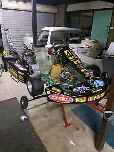 125cc  tony kart, go kart Woodbine Campbelltown Area Preview