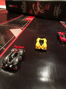 ANKI drive with 3 cars