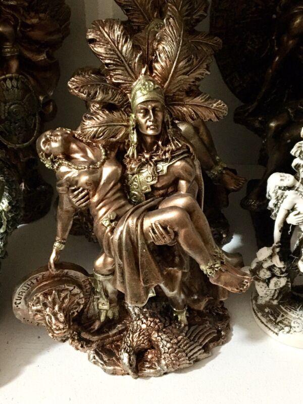 Aztec Amor Eterno-Everlasting Love