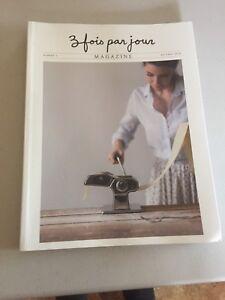 3 revues de cuisine