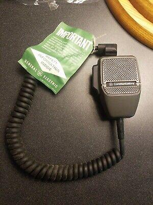 Ge Ericsson Mvs Vhf Uhf Mobile Radio Palm Mic 19b801398p4 A43 New Nos