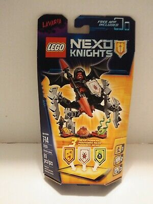 Lego Nexo Knights Lavaria 70335 NIB