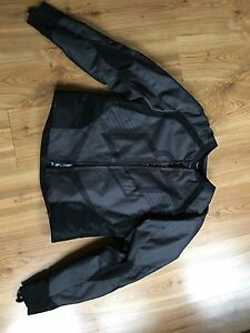 Woman's Icon motorcycle jacket - Size large