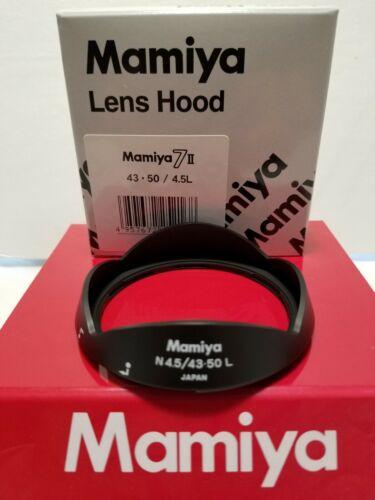Mamiya 7 / Mamiya 7 II 43mm / 50mm LENSHOOD