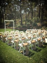 Wedding Ceremony Packages - 40 americana chairs & Arch Melville Melville Area Preview