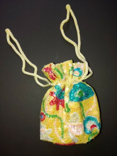 Mary McFadden Sequin Purse Belonging to Patty Andrews (Andrews Sisters)