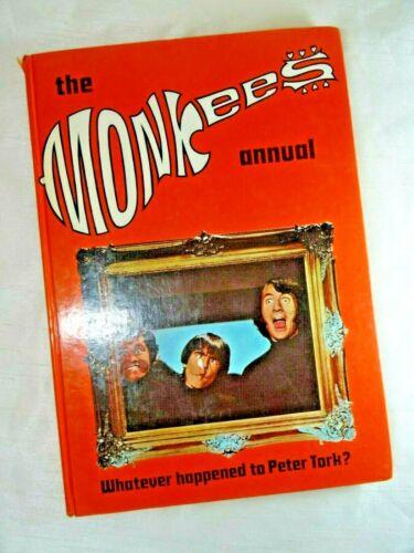 The Monkees 1968 Hardback Annual