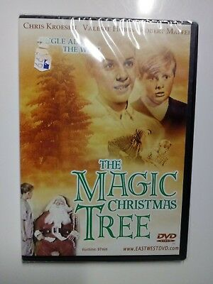The Magic Christmas Tree DVD Rare EASTWEST DVD Version](Magic Christmas Tree)