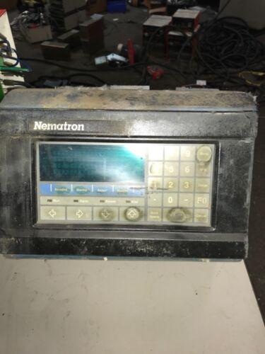 NEMATRON, #5840, 90-250v, Free Shipping to lower 48, With warranty.