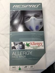 Respro Face Allergy Mask