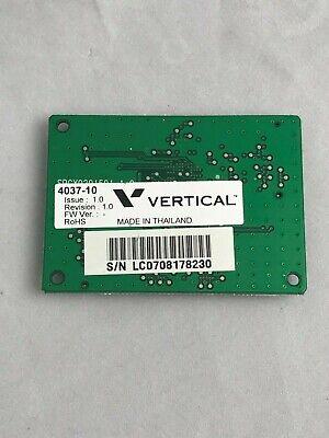 Vertical 4037-10 4 Port Voip Daughter Card W 1 Year Warranty