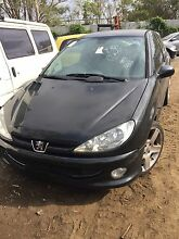 2005 Peugeot 206 for wrecking Brendale Pine Rivers Area Preview
