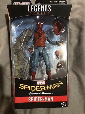 Marvel Legends Spiderman Homecoming Homemade Suit (Vulture BAF)