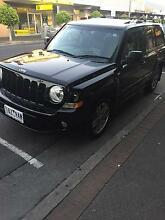 2008 Jeep Patriot Luxury 4wd Campbellfield Hume Area Preview