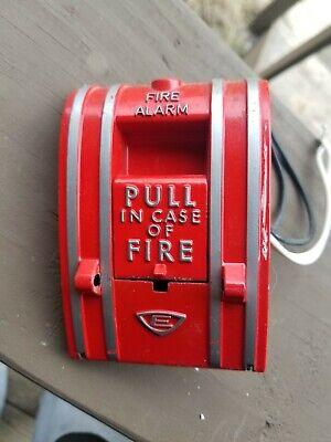 Edwards 270a-spo Fire Alarm Pull Station