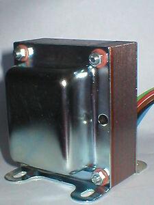 50VA 275V top mount Mains transformer for valve amps