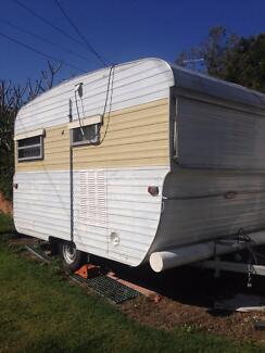 Caravan 11 ft Holland Park West Brisbane South West Preview