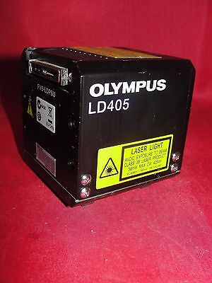 Olympus Fv5-ld405-2 Ld405 Confocal Laser Scanning Biological Microscope Head