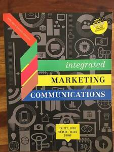 Integrated Marketing Communications 4th Edition Clovelly Eastern Suburbs Preview