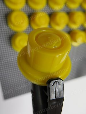 Blitz Yellow Spout Cap Fits Self-venting Gas Can Spouts 900302 900092 900094 New