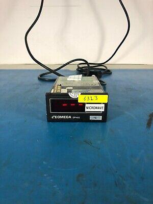 Omega Dp460 Thermocouple Sensor 30day Ror