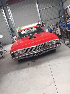 Blown 1967 Chevrolet Impala
