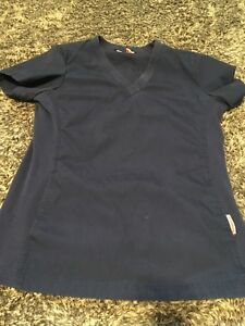 Nursing scrub top