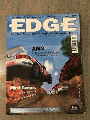 Usado, EDGE Magazine Issue twenty-seven [27] AM3 - EXCELLENT CONDITION - VERY RARE! comprar usado  Enviando para Brazil