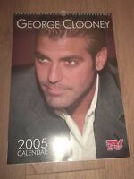 George Clooney 2005 Calendar (tv Times) Excellent Condition -  - ebay.co.uk