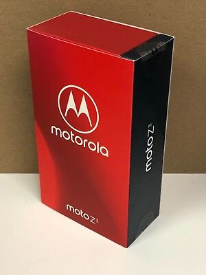 "MOTOROLA MOTO Z3 - Ceramic Glowering 64GB 6"" UNLOCKED (GSM + CDMA All Carriers) NEW"