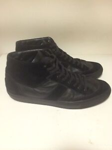 Common-Projects-Black-Leather-Suede-Sneakers-42
