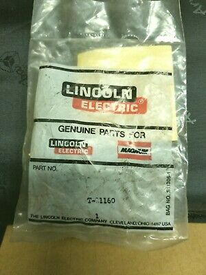Lincoln Electric T-11160 Toggle Switch Shield Arc Sam-400-4245 Diesel Welder Nos