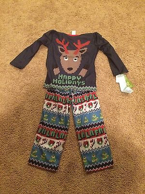 NWT Matching Family Holiday Photo Shoot Christmas Pajamas Set