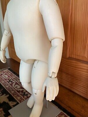 Ruston Specialties 9 Mo Child Articulated Jointed Mannequin Torso Us Pat 6659313